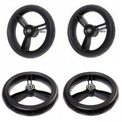 "Mountain Buggy 4pk 10"" Aerotech Wheels to suit Duet (2017+)"