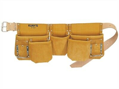 Kuny's KUNAP630 AP-630 Carpenter's Apron Full Grain Leather