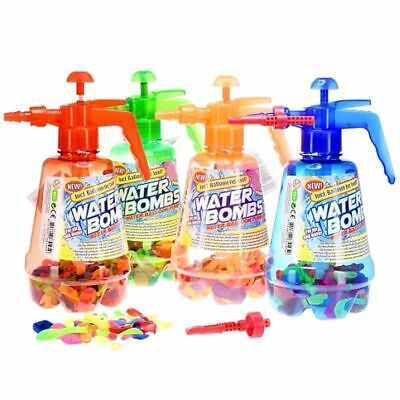 Toi-Toys Water Balloon Pump inkl.100 Balloons | Water Pump with Water Balloons