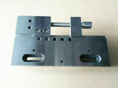 Wire EDM High Precision Vise Stainless Steel 150mm Jaw Opening  Clamping Tool