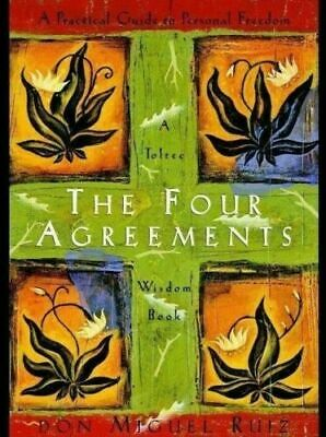 The Four Agreements: A Practical Guide to Personal Freedom  EBOOK PDF