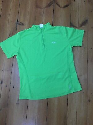 Boys/ Girls Cycling Top Shirt - B'Twin Approx 11-12 Years