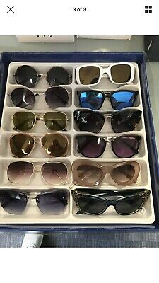 Job Lot 24 pairs of assorted sunglasses - Car Boot - Resale - Wholesale -REF245