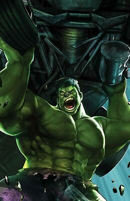 Immortal Hulk #17 Heyjin Im Marvel Battle Lines Variant