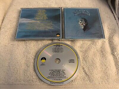 The Eagles Greatest Hits Original Asylum Us Cd Made By Pdo Oop