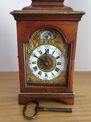 Early 19th Century Small Bracket Clock