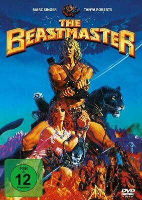 The Beastmaster - Marc singer, Tanya Roberts, Coscarelli NEW ALL REGION DVD PAL