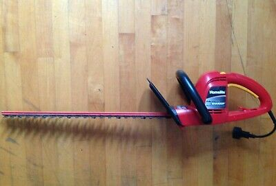 HOMELITE 17 IN  2 7 Amp Electric Hedge Trimmer UT44110-A - $29 95