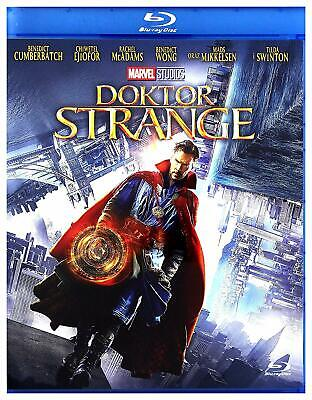 Doctor Strange BLU-RAY 2D NEW DISPATCHING TODAY ALL BY 2 P.M.