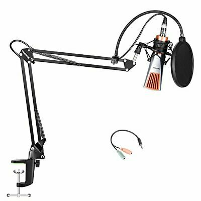 Neewer condenser microphone accessory recording kit JAPAN