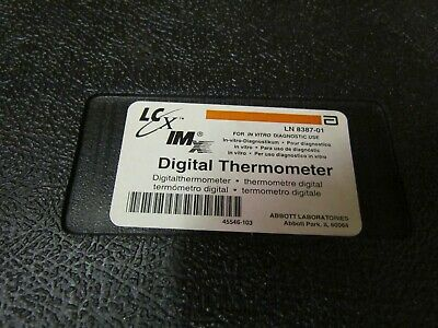 New Old Stock  Abbott Model 4200 Digital Thermometer