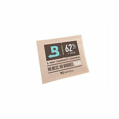 Boveda RH 62 Percent 2 Way Humidity Control Micro 4g Gram - 12 pack
