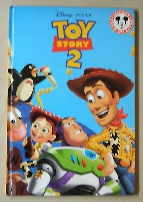 Toy story 2 - de Disney - Club du livre Mickey