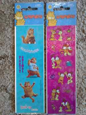 Garfield stickers - SEALED