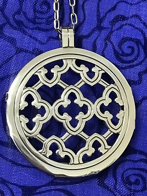 8eed00dfae225 BRIGHTON CASABLANCA TILE Round Necklace And Fabric Pouch - $35.00 ...