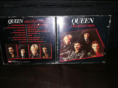 Queen ,Greatest Hits 1981 , Cd