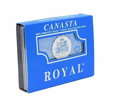Canasta Royal Double Card Pack - Playing Cards