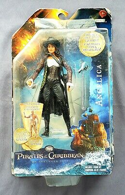 HOT TOYS PIRATES of the Caribbean: On Stranger Tides ANGELICA Figure
