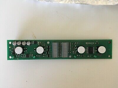 Keypad Pcb Dishwasher C402(S)-/C502(S)-/C602(S)-Xx L 185Mm W 35Mm Suitable For C