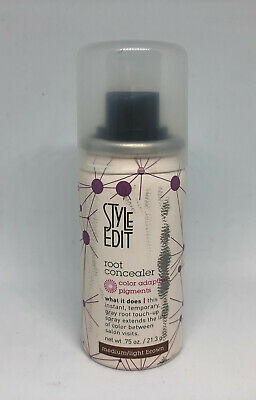 Style Edit Root Concealer .75 oz Travel Size - Pick Your Shade