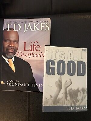 LOT OF 11 TD Jakes VHS Cassette Tapes Ministries Stick to the plan