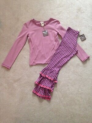 37ee2e6eb7194 MATILDA JANE DRESS Benny Legging Pants Complete Matching Outfit Size ...