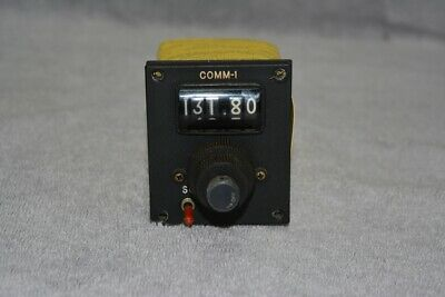 Comm 1 Vhf Radio Control Head--Yellow Tag--Serviceable