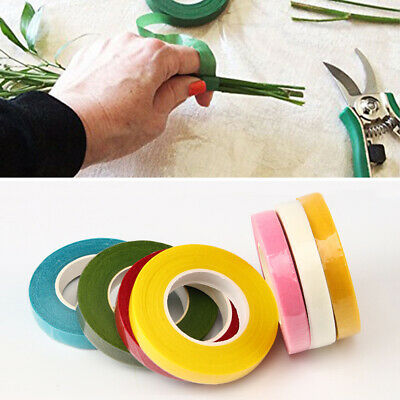 Artificial Flower Wrap Corsages Buttonhole Florist Floral Stem Tape