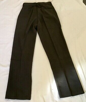 Campus Uniforms Grey Pants Size 15  Waist 28 Inch NWT