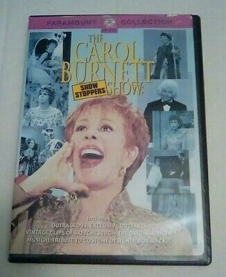 The Carol Burnett Show - Show Stoppers (DVD, 2001) Tim Conway Elephant Sketch