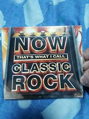 Now That's what I Call Classic Rock Now Specialty CD New