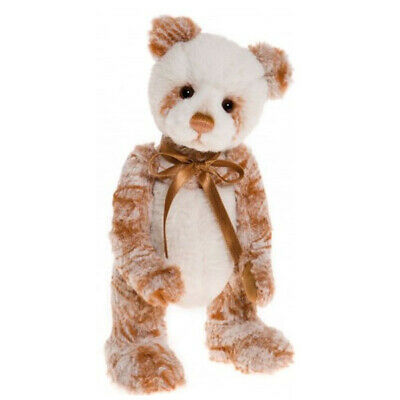 Liddy, an 11 inch Bear from the 2016 Charlie Bears Plush Collection