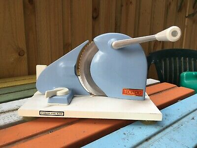 Vintage Meat Bread Cheese Slicer Retro Meat Slicer