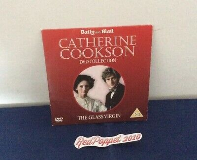 Catherine Cookson's The Glass Virgin - Nigel Havers - Daily Mail Promo dvd vgc.