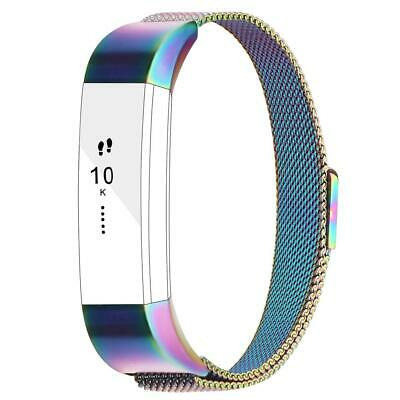 Smart Band Strap Bracelet Replacement Strap With Magnetic Interlock Clasp