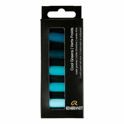 Rembrandt Soft Pastels Micro Sets of 5 Colours - choose from 16 sets
