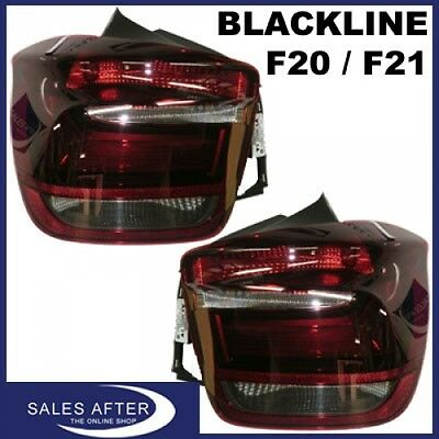 Original BMW 1er F20 F21 M Performance Heckleuchten Blackline Rückleuchten LED