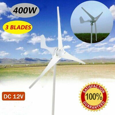 WIND TURBINE GENERATOR 20A Charger Best Fast 400W - $97 29