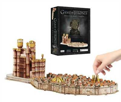 Game of Thrones - Kings Landing, 3D Puzzle