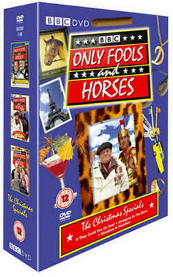 Only Fools and Horses: The Christmas Specials - Box Set - BBC DVD