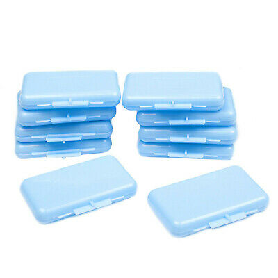 FDA 10 Packs Dental Orthodontics Ortho Wax For Braces Gum Irritation-Mint Scent