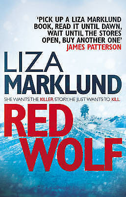 Red Wolf, Liza Marklund | Used Book, Fast Delivery