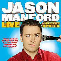 Jason Manford Live at the Manchester Apollo [DVD], Good DVD, Jason Manford