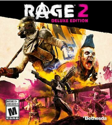 Rage 2 Deluxe Edition PC Offline Access