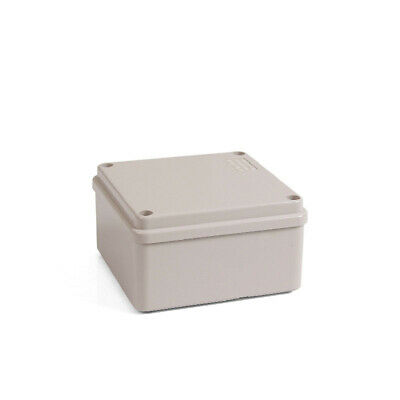 1 PC 100x100x50mm Electronic Waterproof Box Enclosure Plastic Junction Case