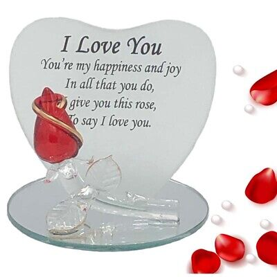 I Love You Gift For Girlfriend Boyfriend GF BF Husband Wife Her Him Couple