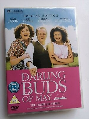 The Darling Buds of May - Complete Series Box set Special Edition