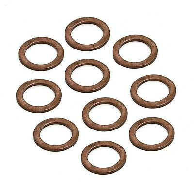 Wrenchturn Oil Drain Plug and Drain Plug Gaskets for Mercedes Replaces 1119970330 and 007603-014106 5 1