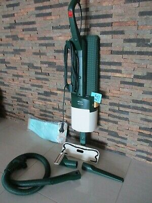 scopa elettrica vorwerk folletto vk 122 con tubo e accessori