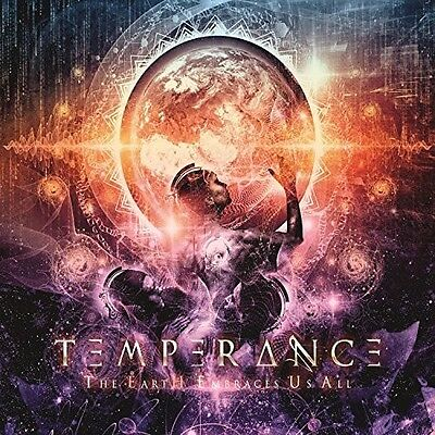 Earth Embraces Us All - Temperance (2016, CD NUOVO)